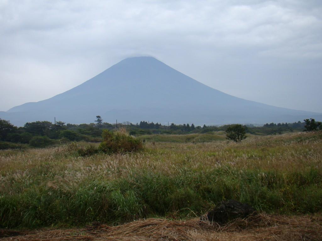 Der Berg Fuji, ein Symbol Japans.